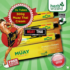 Namman Muay Thai Boxing Analgesic Cream 100g x 3