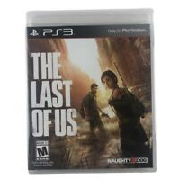 The Last of Us (Sony PlayStation 3, 2013) Brand New Sealed