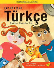 Ece Ve Efe Ile Turkce (Turkish with Ece and Efe) by Fatih Erdogan (Paperback, 2007)