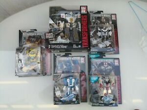 Transformers IDW (White version) Optimus Prime Combiner Complete Set  MISB