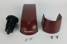 Keurig B70 Red Coffee Maker Replacement Part - Top Cover Housing Filter Holder