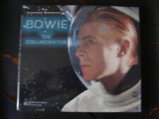 CD Box Set: David Bowie : The Collaborator Legendary Broadcasts Sealed 4CDs