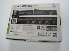 MSI GTX 1060 Dual Fan OC 3GB Graphics Card