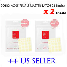 COSRX Acne Pimple Master Patch 24patches X 2 Sheets - US SELLER