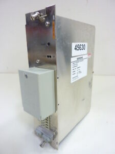 SIEMENS SVS2 Power Supply G24 G5/25WRGD Used #45630