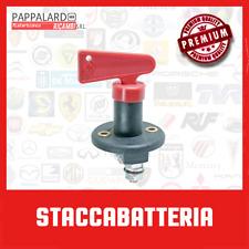STACCABATTERIA STACCA BATTERIA 12/24V 100A PER TRATTORE AUTO CAMPER BARCHE 30014