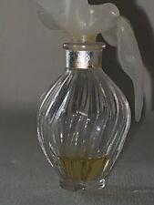 Vintage Nina Ricci L'Air Du Temps Two Doves Perfume Bottle (Small Amount Left)