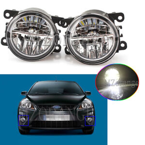 Pair LED Fog Light Lamps For Holden Astra Commodore Calais VE Statesman Caprice