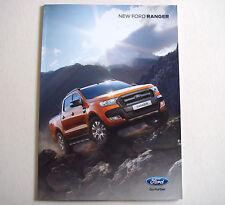 Ford . Ranger . Ford Ranger . September 2015 Sales Brochure