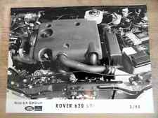 Foto Fotografie photo photograph ROVER 620 SDi 3/95 SR617