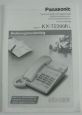 Panasonic Gebruiksaanwijzing - KX-T2396NL - Telephone Draadloze Telefoon - NL