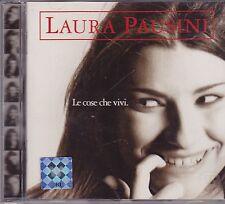 Laura Pausini-Le Cose Che Vivi cd album