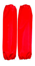 Shock Protector Covers Ski-Doo Bombadier BRP Red Snowmobile Sled Set 2