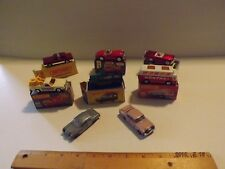 Match box 1:64 vintage diecast model lot