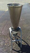 """Stainless Steel 6 Gallon Floor Blender 1.5 H.P. 23.5""""x14""""x47"""" LAR25 LAR-25"""