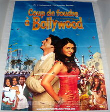 BRiDE AND PREJUDiCE Aishwarya Rai Bollywood Martin Henderson LARGE French POSTER