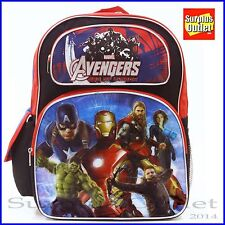 "Marvel Avengers Backpack 12"" School  Backpack Age of Ultron Book Bag"