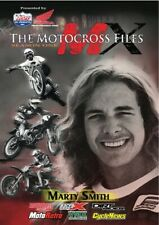The Motocross Files: Marty Smith [New DVD]