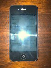 Apple iPhone 4s - 8Gb - Black (Straight Talk) A1387 (Cdma + Gsm)