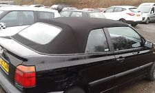 vw golf mk3 cabriolet hood fitted at your home/work only £495 pvc £595 cloth