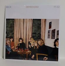 "BECK Defriended 12"" VINYL 45rpm Single SEALED Limited Edition Fonograf"