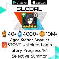[Global] Vildred | Epic Seven Epic 7 Aged Starter Account