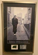 John McEnroe signed Johnny Mac Litho framed autograph Steiner COA .. 414/1500