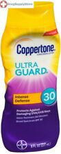 Coppertone Ultra Guard Sunscreen Lotion, SPF 30 - 8 oz