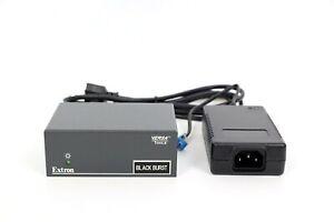 Extron BBG 6 A Black Burst & Audio Generator w/ Power Supply