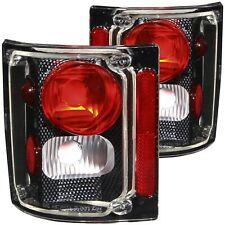 ANZO TAILLIGHTS CARBON FITS 1973-1987 CHEVROLET C 10 211015