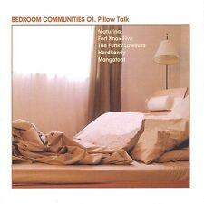 Bedroom Communities, Vol. 1: Pillow Talk by Various Artists (CD, Aug-2003, Krizt