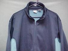 Energy Zone Athletic Full Zip Fleece Lined Jogging Jacket Men's Size Large