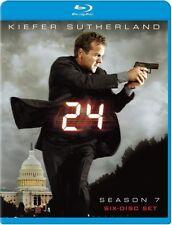 24: Season 7 [6 Discs] Blu-ray Region A BLU-RAY/WS