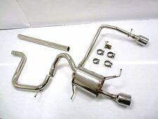 OBX Stainless Steel Catback Exhaust 01-09 Chrysler PT Cruiser 2.4L