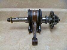 Yamaha 250 SRX SRX250-T Used Engine Crankshaft & Rod 1987 #SM27
