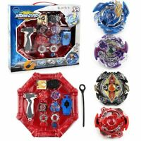 Beyblade Burst Large Arena Stadium Set with String Launcher Kids Fusion Top Toys