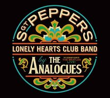 THE ANALOGUES - Sgt. Pepper's Lonely Hearts Club Band Live - CD