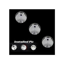05-06 MUSTANG BILLET ROUND STEED A/C KNOBS AC KNOB POL