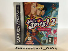 TOTALLY SPIES 2 IL VIDEOGIOCO - NINTENDO GAME BOY ADVANCE GBA - NUOVO PAL NEW