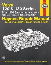 Volvo 120 130 Amazon P1800  (B18 B20) Reparaturanleitung workshop repair manual