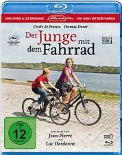 Der Junge mit dem Fahrrad Blu-ray Disc NEU + OVP!