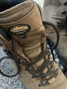 Meindl Goretex Boots Uk11 Digifix Vibram Vgc Rep £242 Walking Hiking Camping