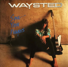 WAYSTED - Save Your Prayers (LP) (VG/VG+)