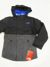 Ne Girls The North Face Black Zoe Triclimate Hooded Winter Snow Jacket XS 6 53abd500c