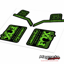 Fox 36 2016 - Reproduction Fork Decals