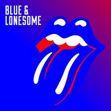 The Rolling Stones Blue and Lonesome CD Album