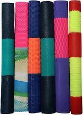 Cricket Bat Grip, Pack of 6 Multicolor