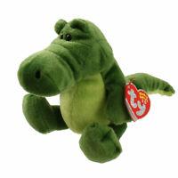 TY Beanie Baby 2.0 - CHOMPY the Alligator (6 inch) - MWMTs Stuffed Animal Toy