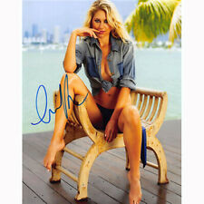 Anna Kournikova (64200) - Autographed In Person 8x10 w/ COA
