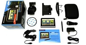 Rand McNally TripMaker RVND 5510 GPS with Accessory Bundle